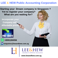 Accounting Firm in Singapore